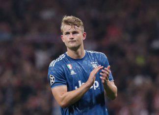 Matthijs de Ligt in dubbio per Leverkusen-Juventus