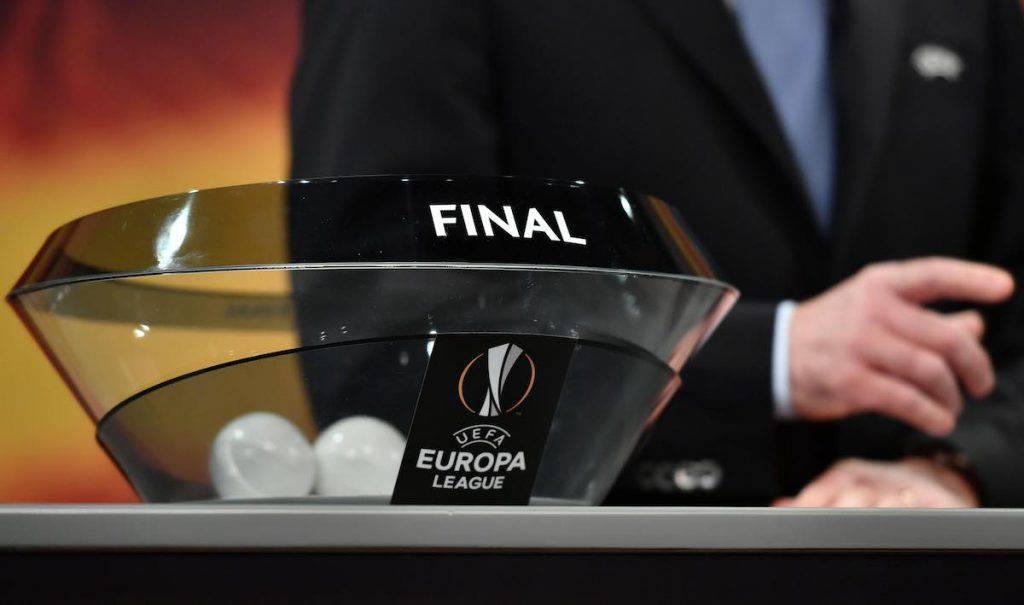 Dove vedere sorteggio Europa League