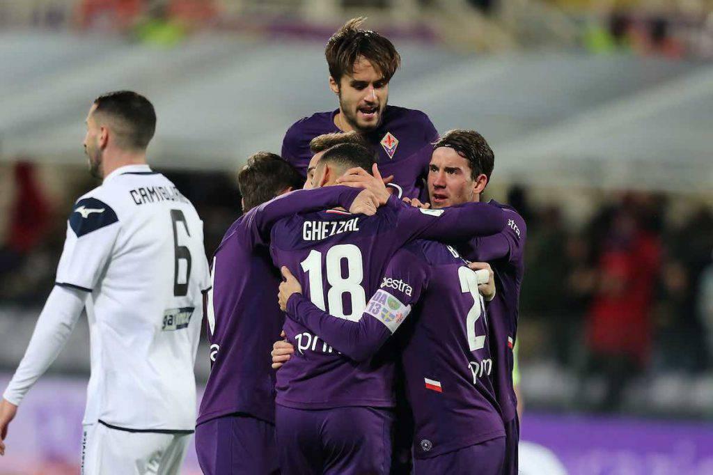 Highlights Fiorentina-Cittadella, gol e sintesi partita