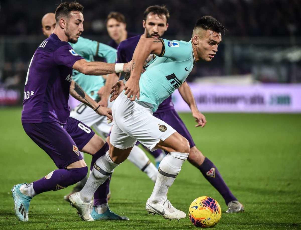 Fiorentina Inter Highlights
