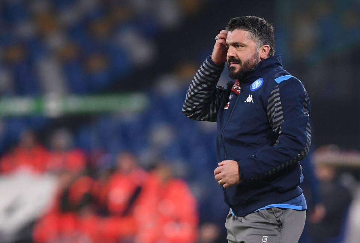 Napoli-Barcellona in Champions, un dato sorride a Gattuso