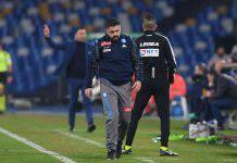 Gattuso nel post partita contro il Parma