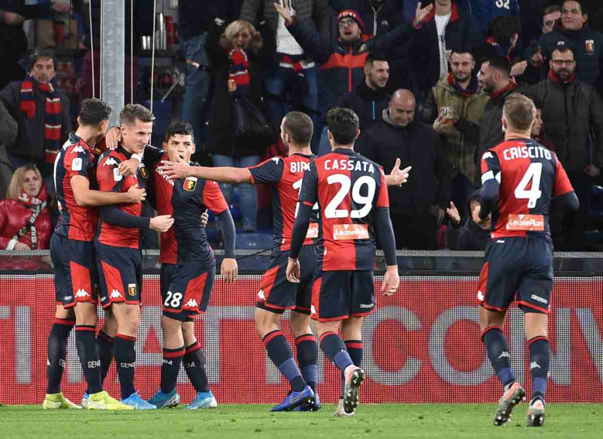 Genoa-Sampdoria dove vedere il derby in tv e streaming