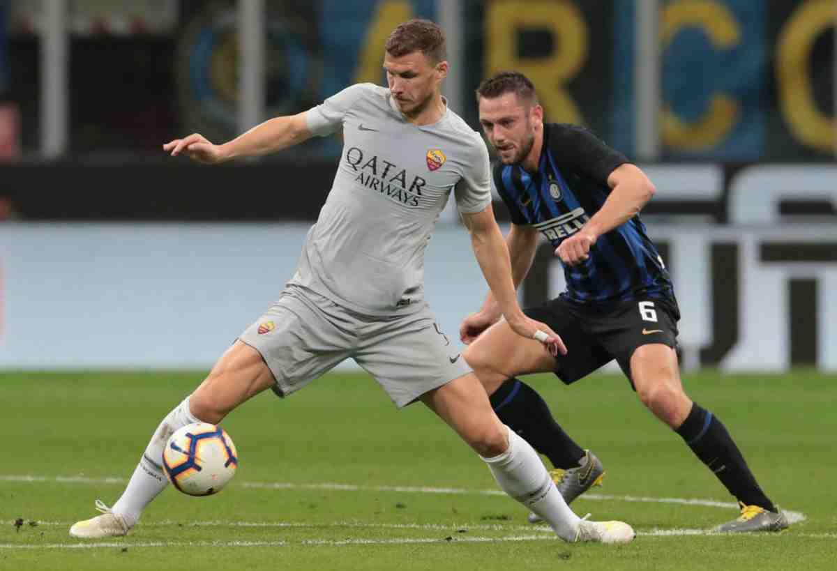Inter-Roma, precedenti, curiosità e numeri del big match di Serie A