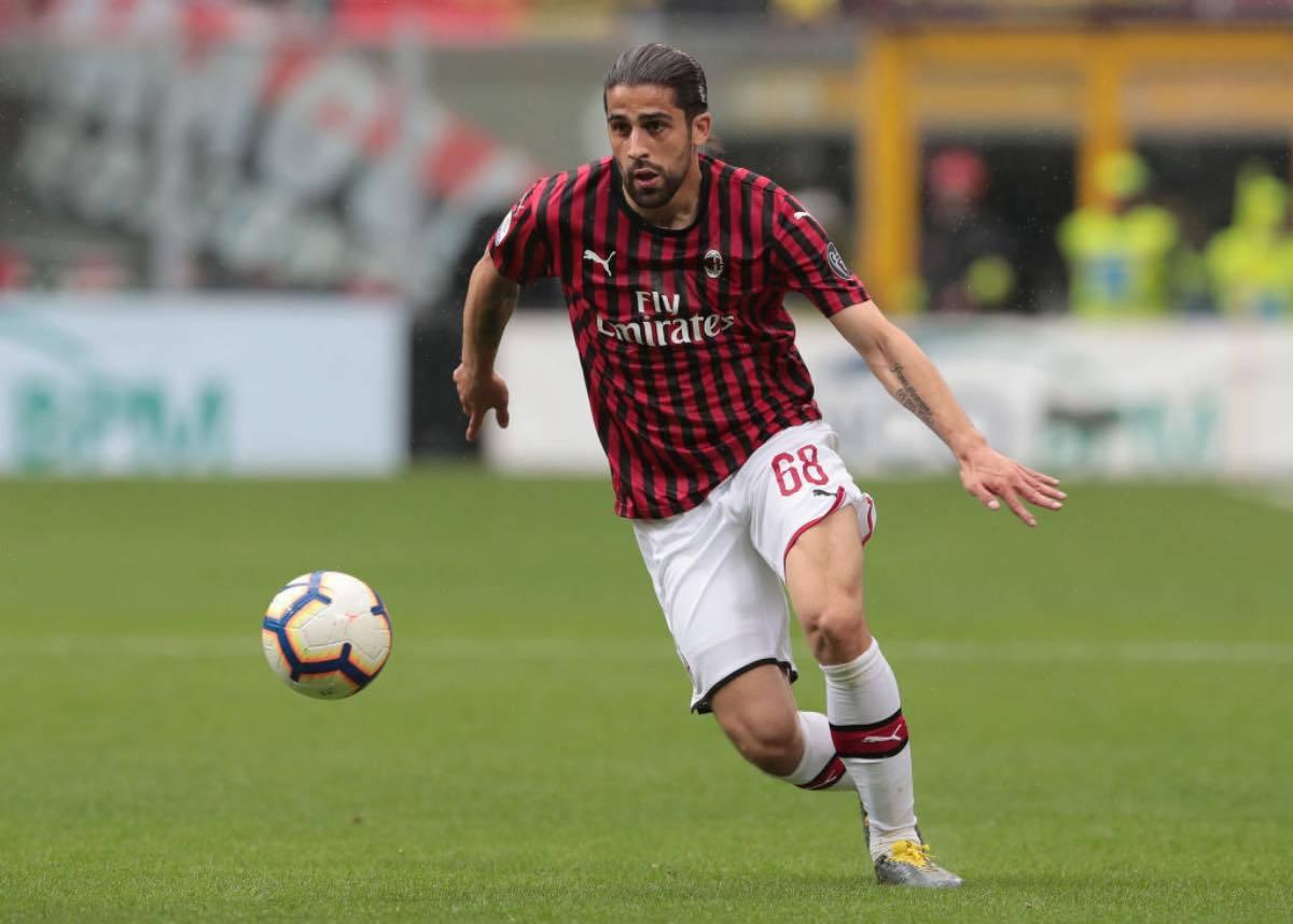 Milan, Rodriguez in uscita: l'agente lo propone a un club di Serie A