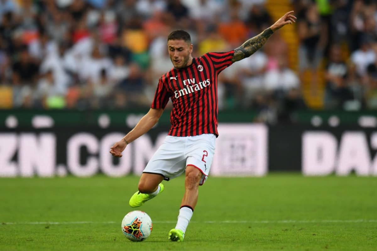 Milan, Calabria festeggia il compleanno dopo il 5-0 con l'Atalanta: le scuse del giocatore