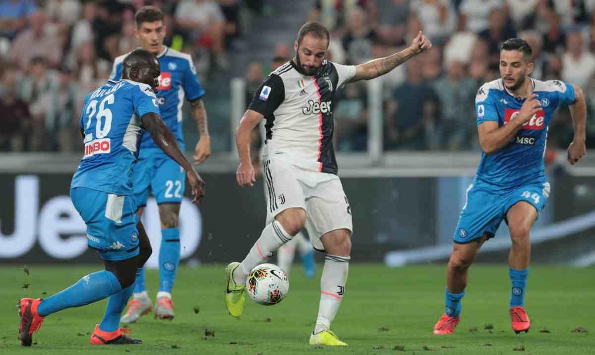 Serie A, le 5 partite più belle del 2019