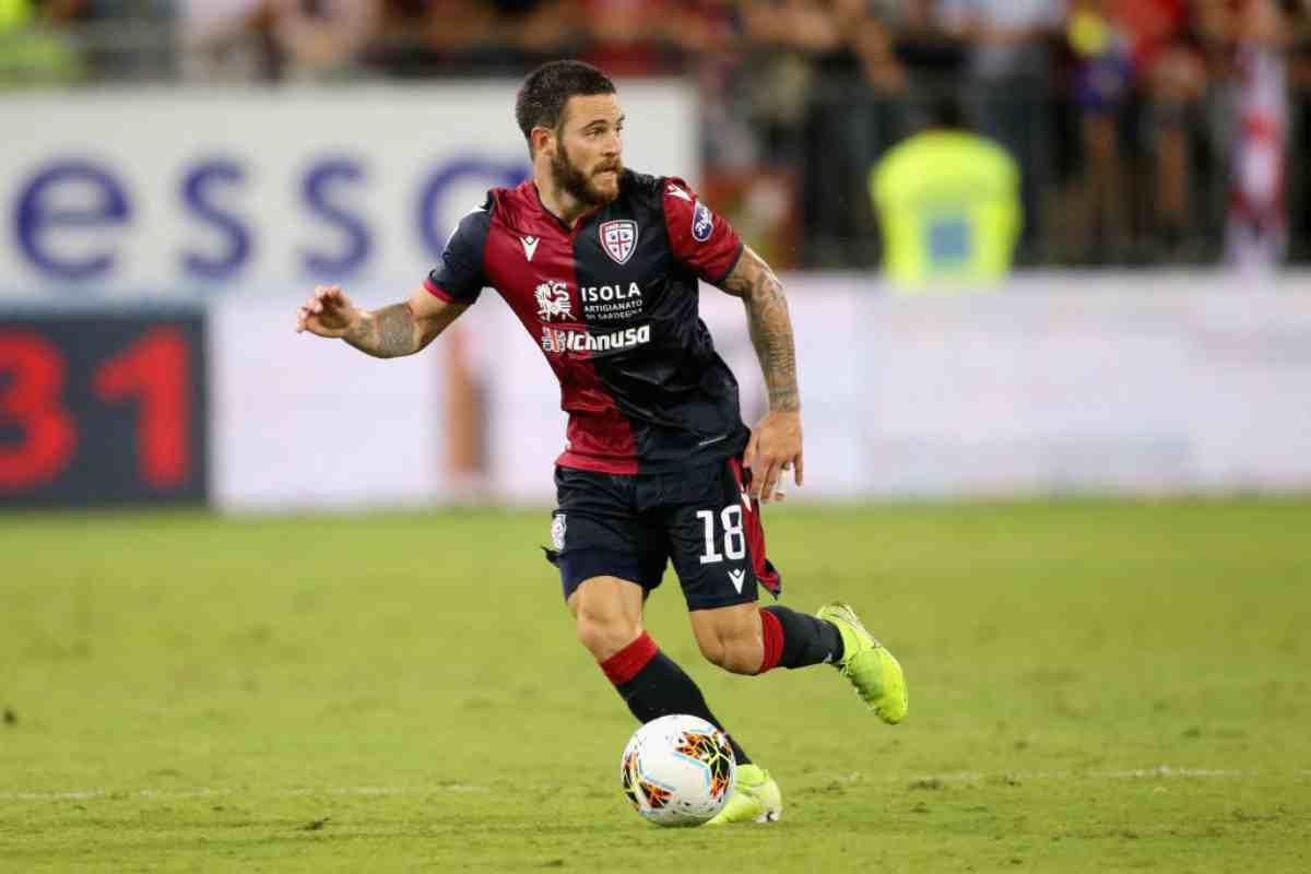 Cagliari, caso Nandez: due big di Serie A puntano l'uruguaiano