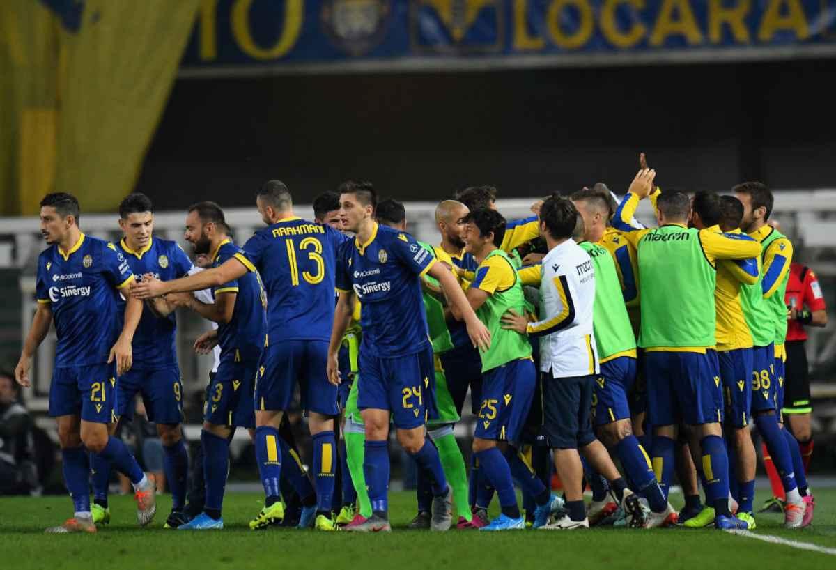 Calciomercato Napoli, quasi fatta per un talento del Verona. Inter superata