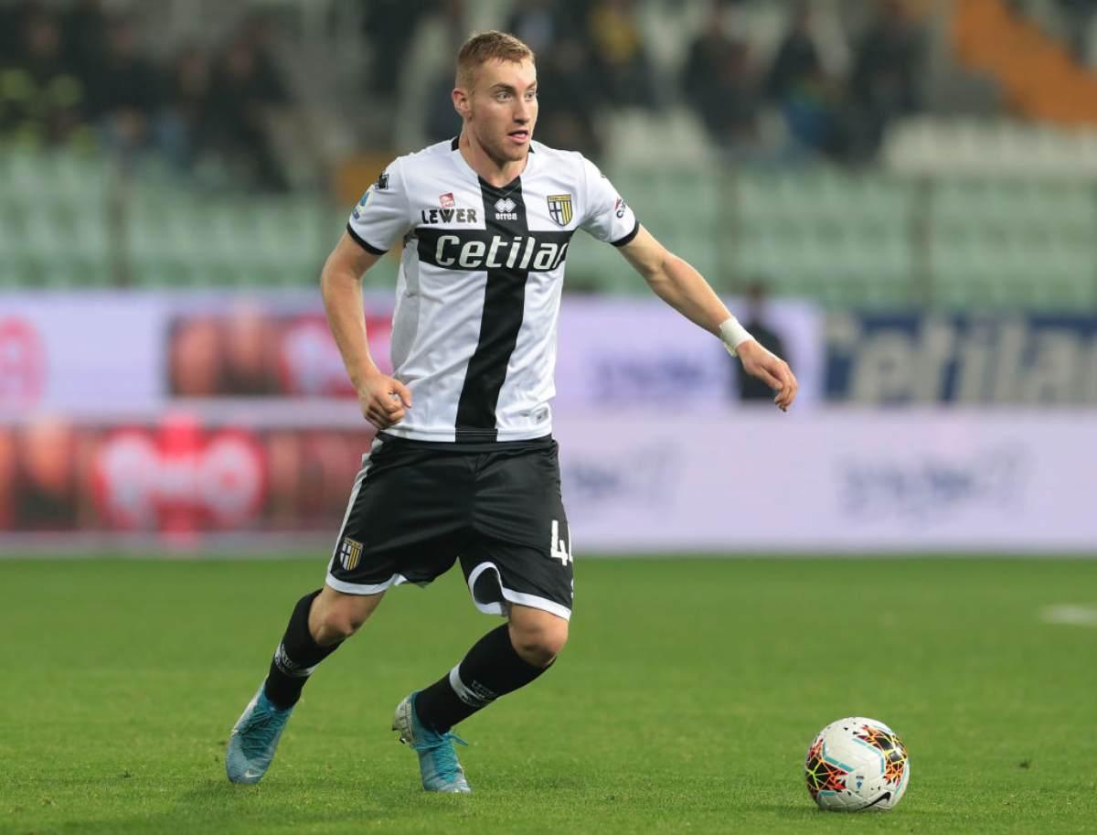 Kulusevski all'Inter, l'annuncio del d.s del Parma sul futuro dello svedese