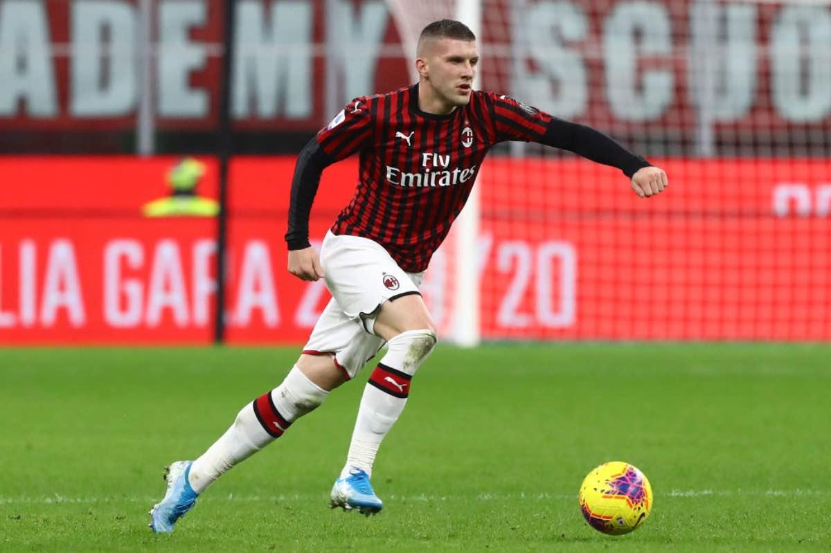 Calciomercato Milan, Rebic verso l'Eintracht. Borini può rescindere