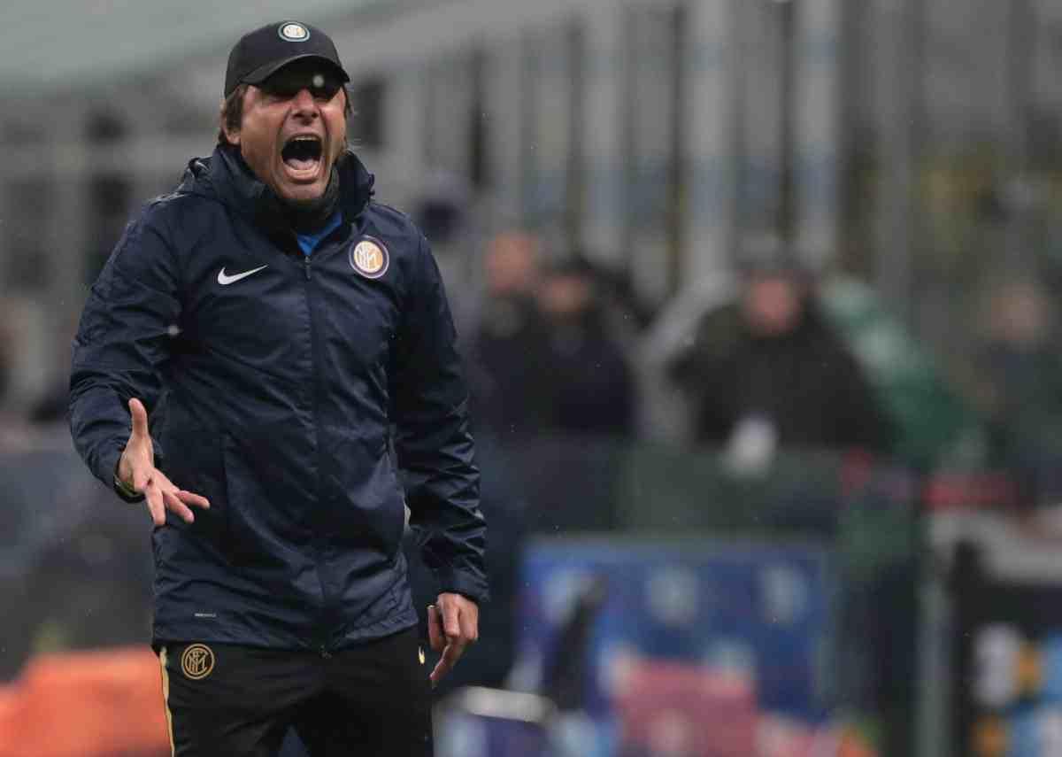 """Inter-Spal, Conte: """"Lavoriamo per dare fastidio, Lautaro e Lukaku cresceranno ancora"""""""