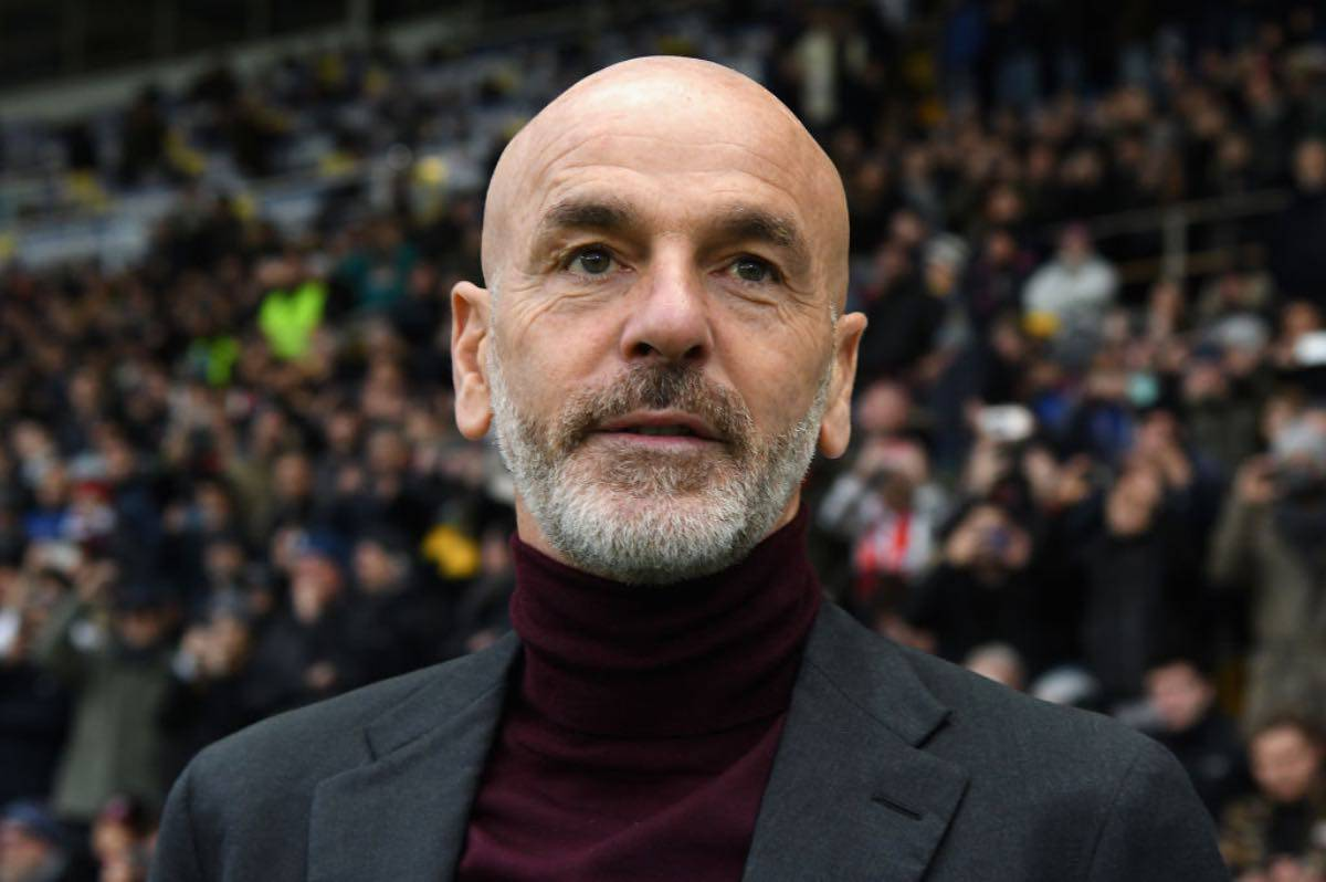 "Milan, Pioli: ""Ibrahimovic vuole vincere. Piatek non stava bene"""