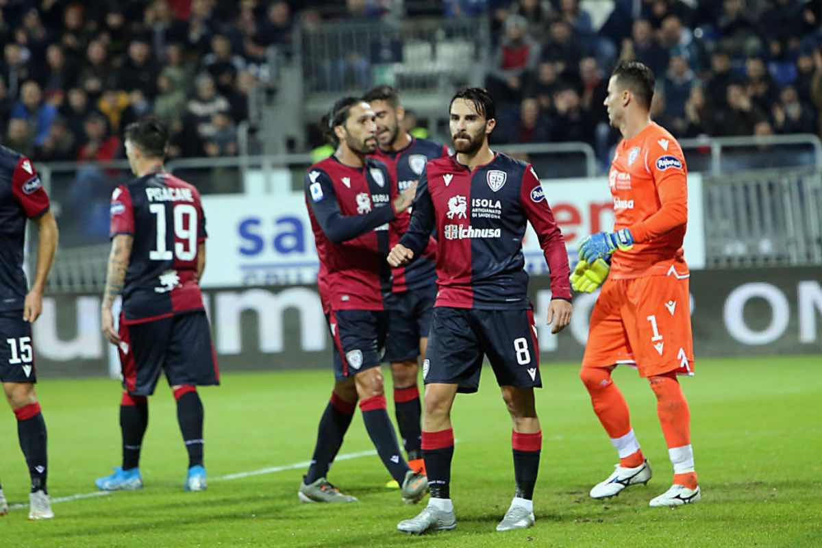 Serie A, highlights Cagliari-Sampdoria: gol e sintesi del match - VIDEO
