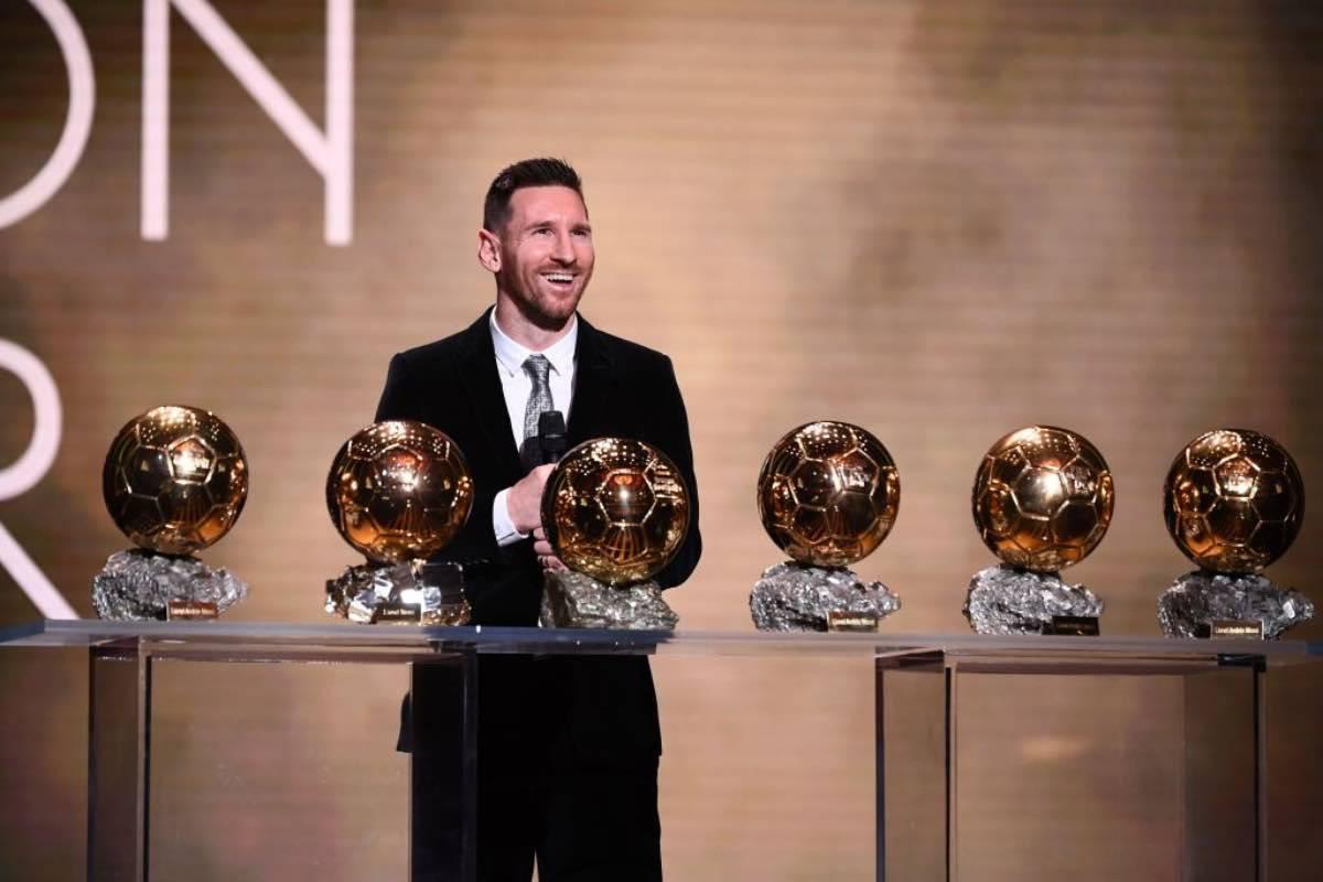 """Messi, che gioia per il sesto Pallone d'Oro: Traguardo impensabile"""""""