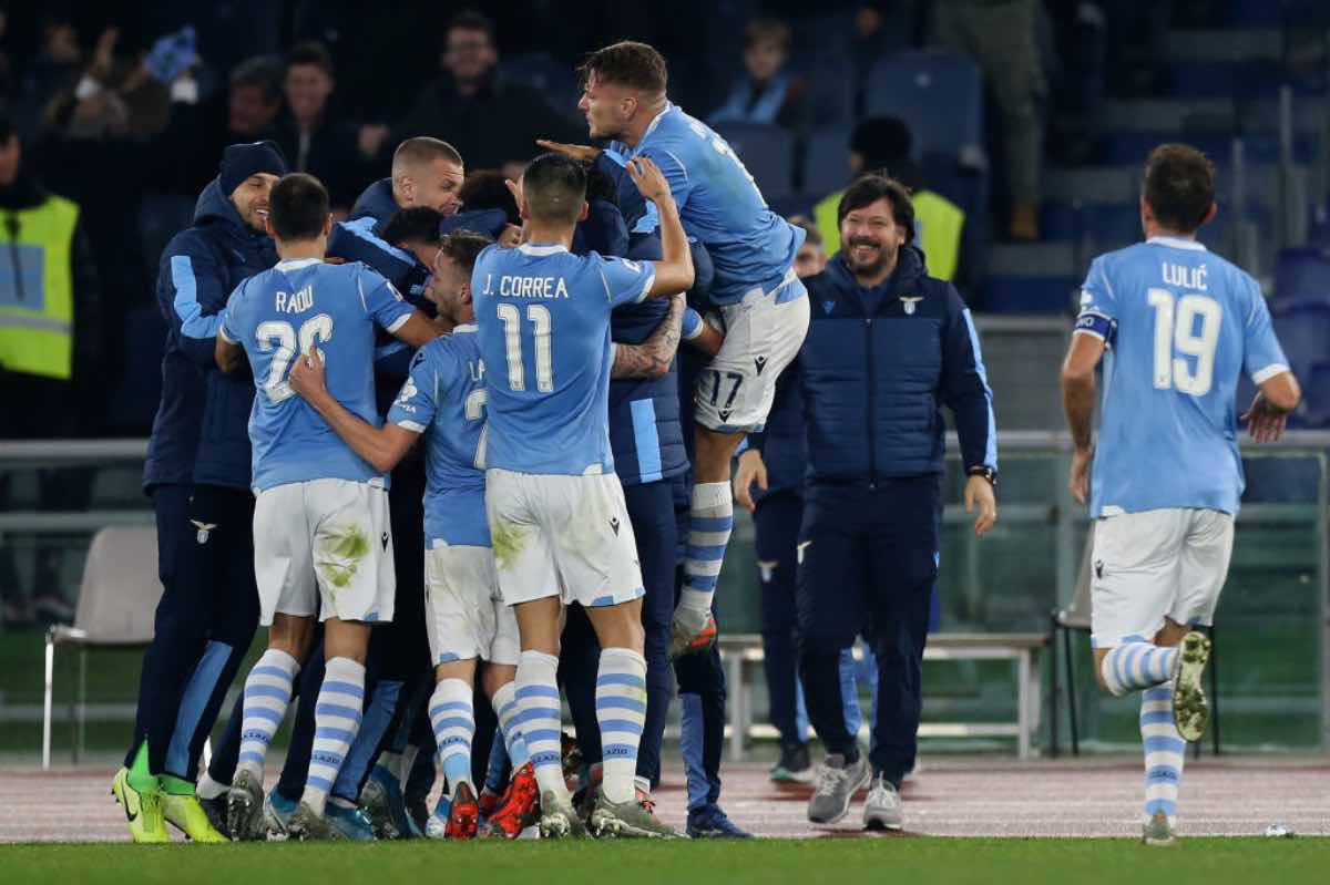 Lazio-Juventus 3-1, Milinkovic-Savic e Caicedo affondano i bianconeri