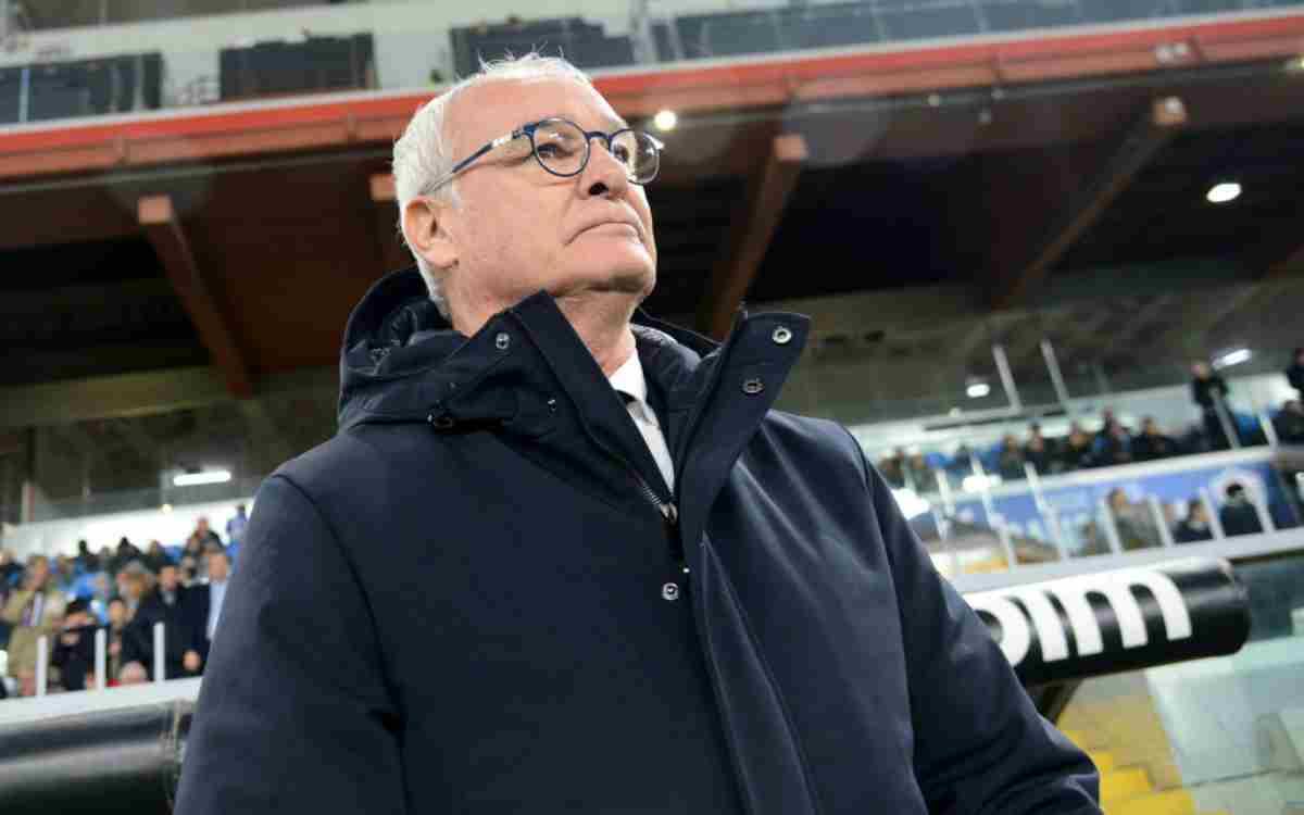 """Genoa-Sampdoria: Ranieri è il """"mister derby"""" della Serie A"""