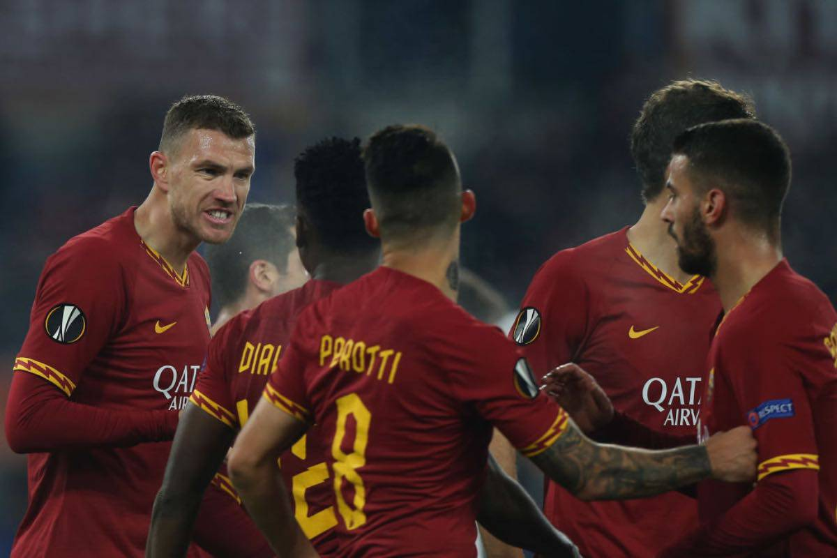 Europa League, highlights Roma-Wolfsberger: gol e sintesi del match - VIDEO