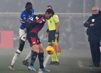 LIVE Genoa-Sampdoria, diretta risultato in tempo reale