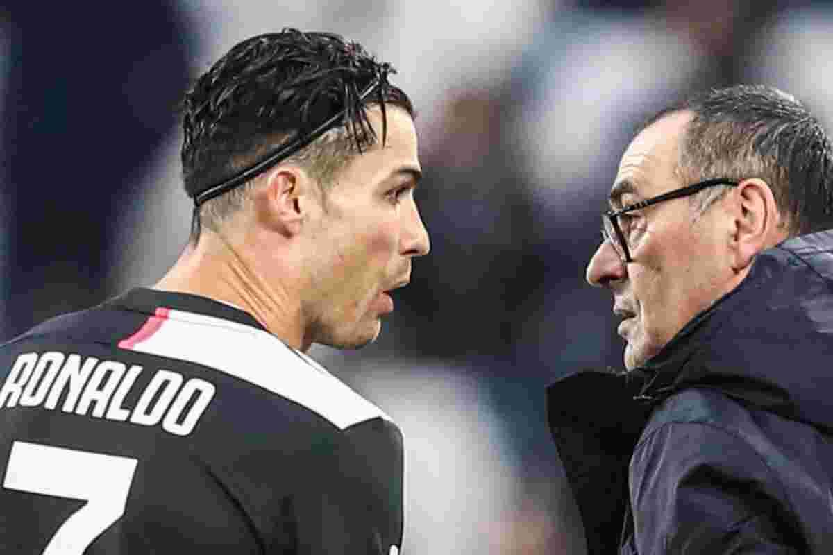 Juventus, Cristiano Ronaldo benedice il tridente. Messaggio chiaro a Sarri