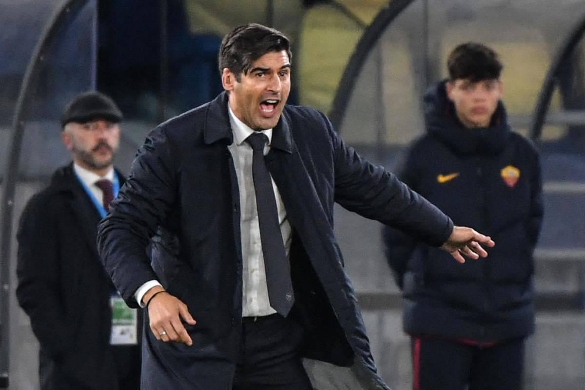 """Roma, Fonseca cauto dopo la Fiorentina: """"Pensiamo solo alla prossima partita"""""""