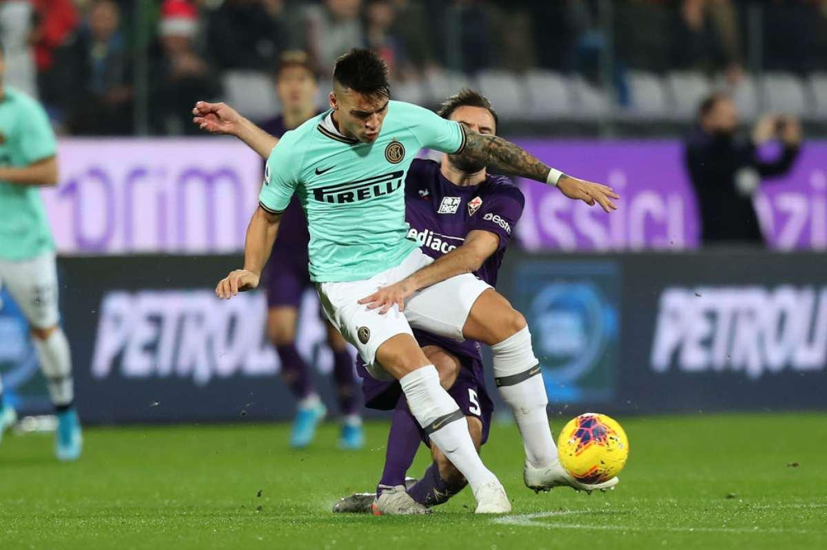 Fiorentina-Inter 1-1, Borja Valero non basta: Vlahovic gela i nerazzurri