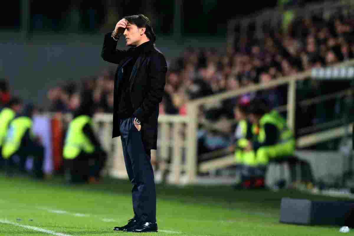 Fiorentina, Montella traballa: il club contatta il possibile traghettatore