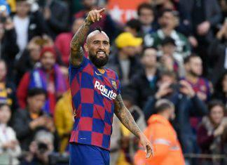 Vidal Juventus