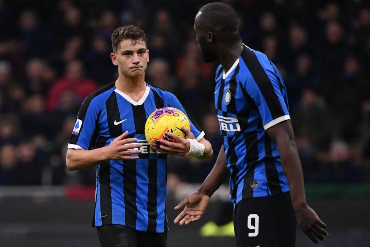Inter, grana Esposito: vuole guadagnare più soldi