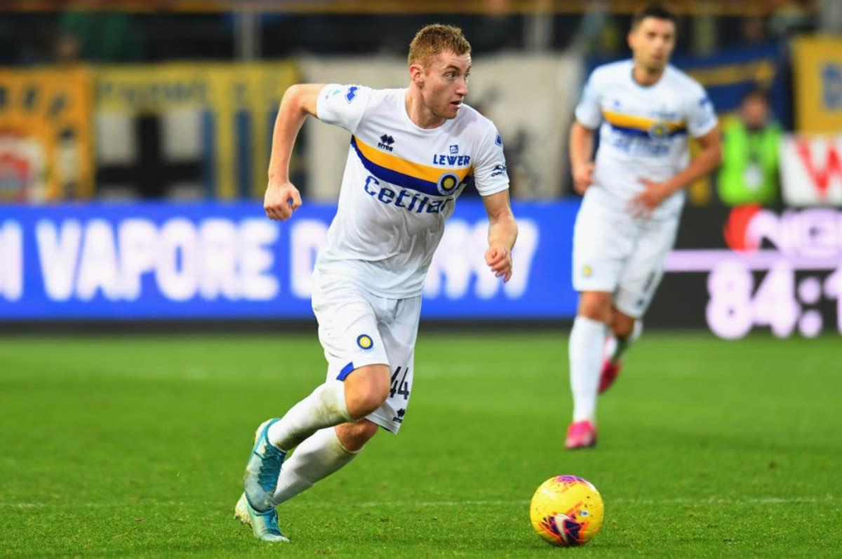 Kulusevski alla Juventus: visite mediche il 2 o 3 gennaio poi l'arrivo in estate