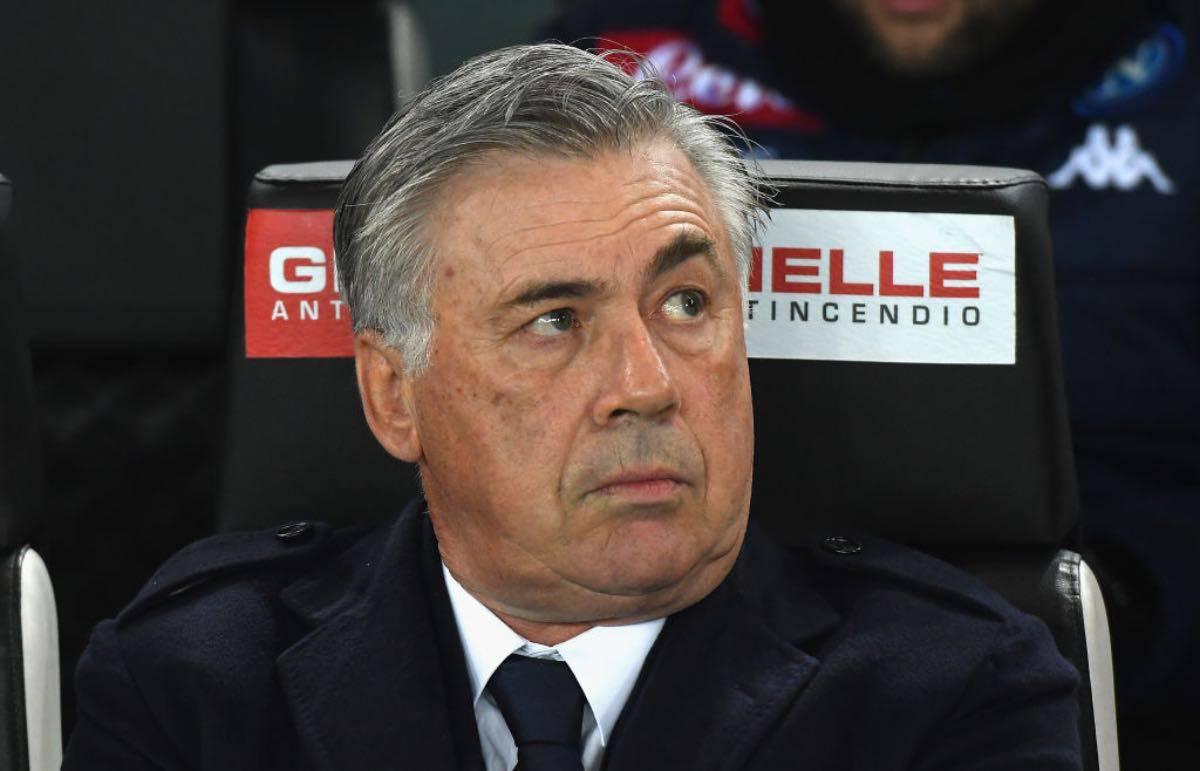 Ancelotti all'Everton c'è l'accordo: si attende solo l'annuncio ufficiale