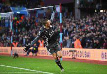 Premier League: il Leicester a +6 sul Manchester City, poker all'Aston Villa