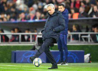 """Tottenham-Chelsea, Mourinho: """"Sempre grato a Lampard, ma spero che domenica perda"""""""