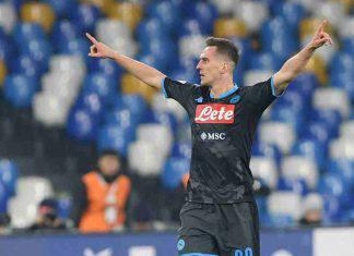 """Champions League, Napoli-Barcellona: Milik chiaro: """"Rispetto ma nessuna paura"""""""