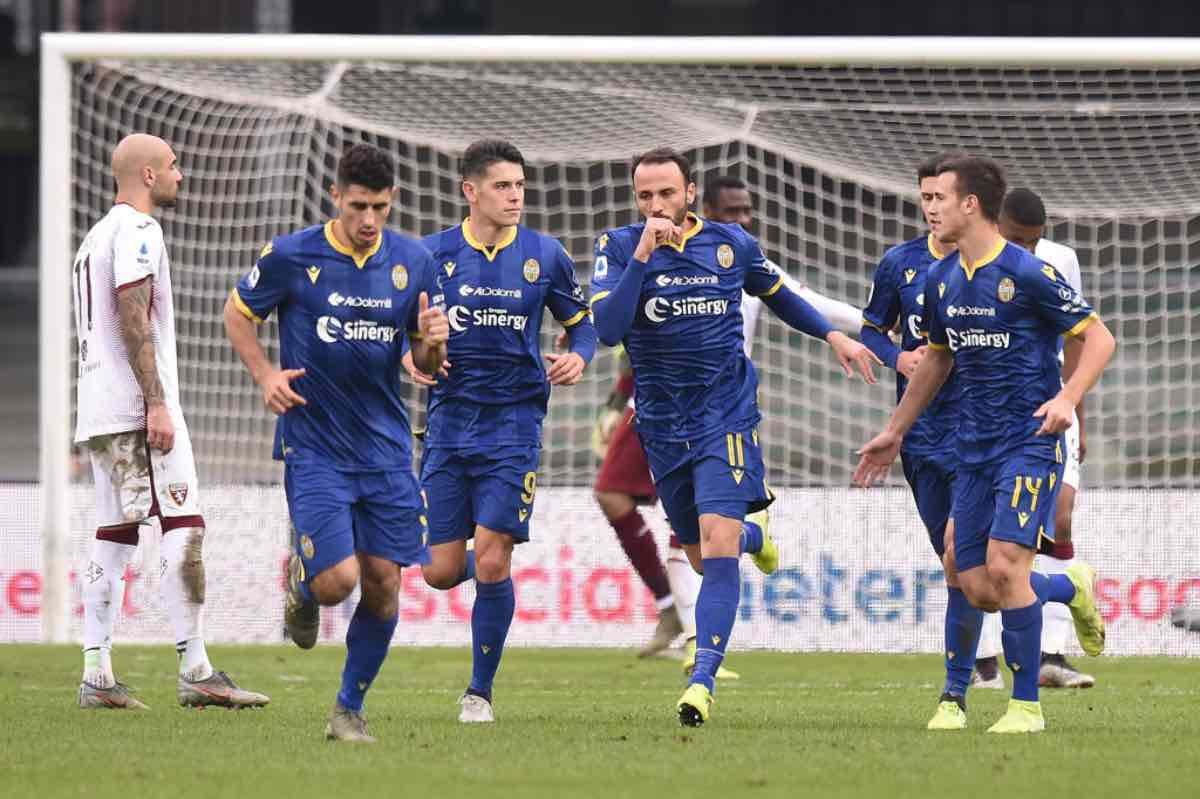 Calciomercato Inter, un centrale del Verona per rinforzare la difesa