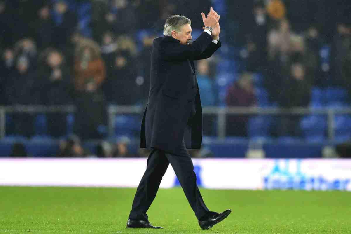 Calciomercato Napoli, Ancelotti vuole all'Everton un attaccante azzurro