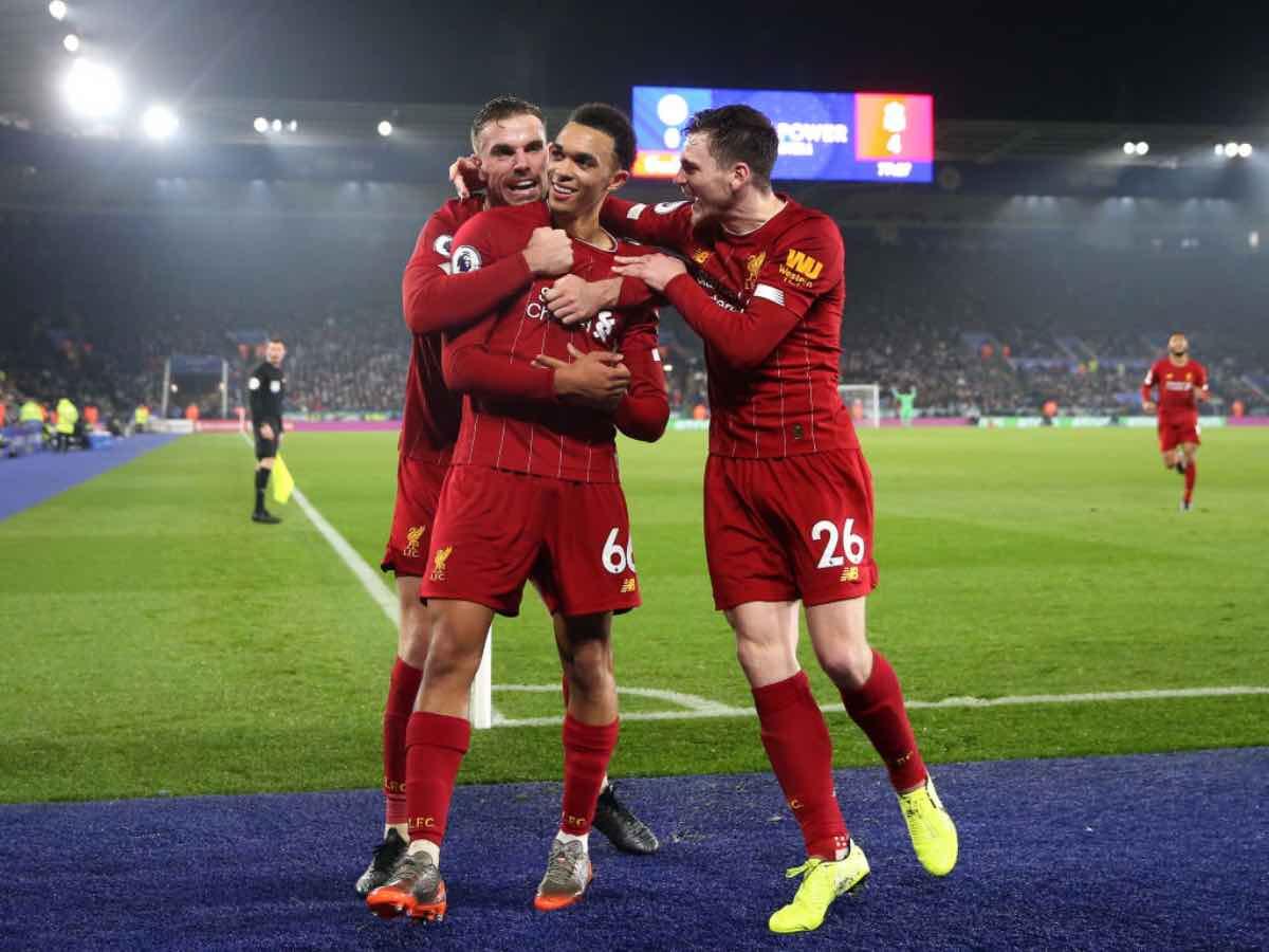 Leicester-Liverpool, dominio Reds e primato in cassaforte
