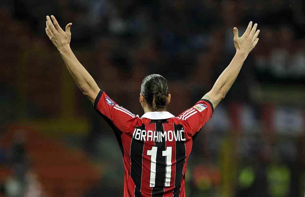 Ibrahimovic, come giocherà il Milan: tutte le opzioni per Pioli