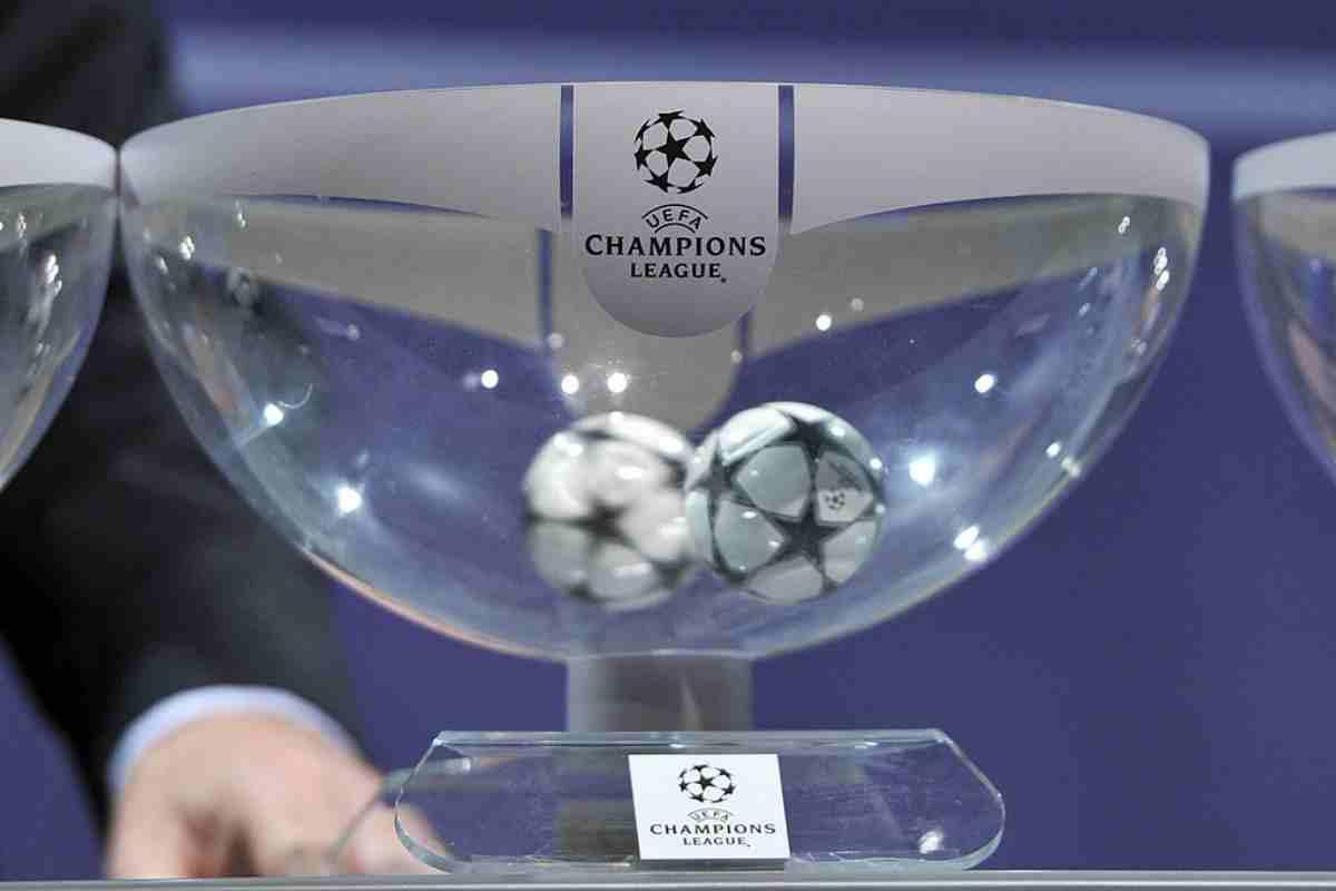 Champions League, sorteggio ottavi di finale: data, orario e possibili accoppiamenti