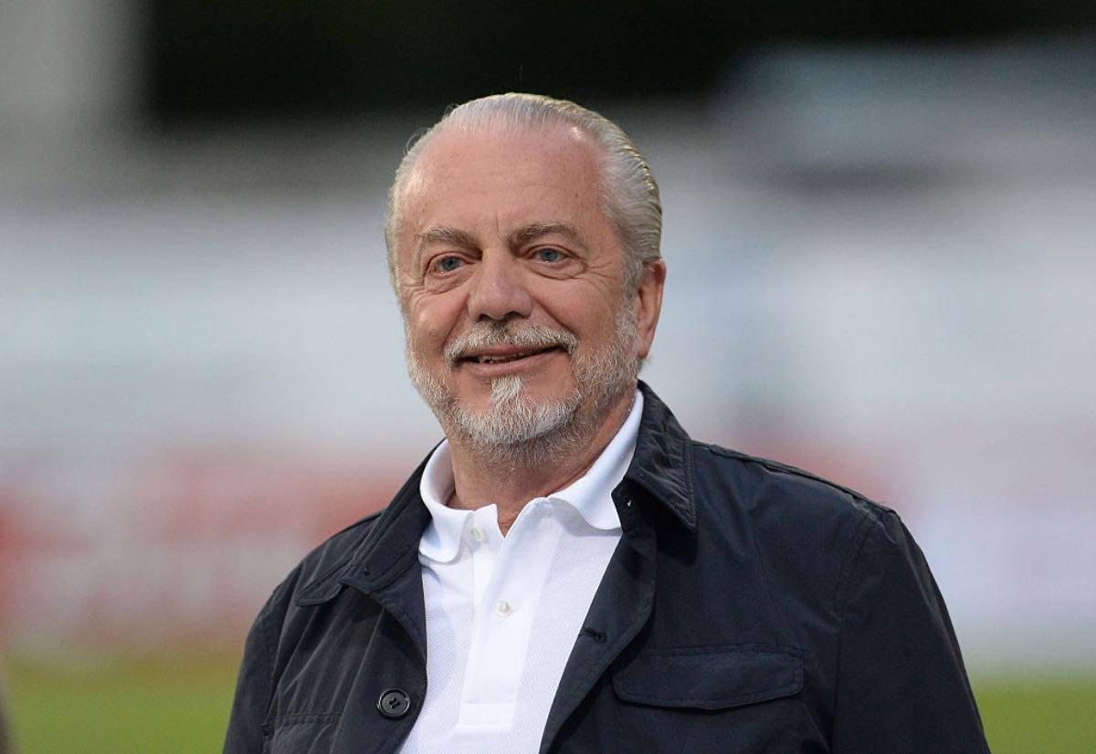Napoli, gli auguri di De Laurentiis e il messaggio sul futuro con Gattuso