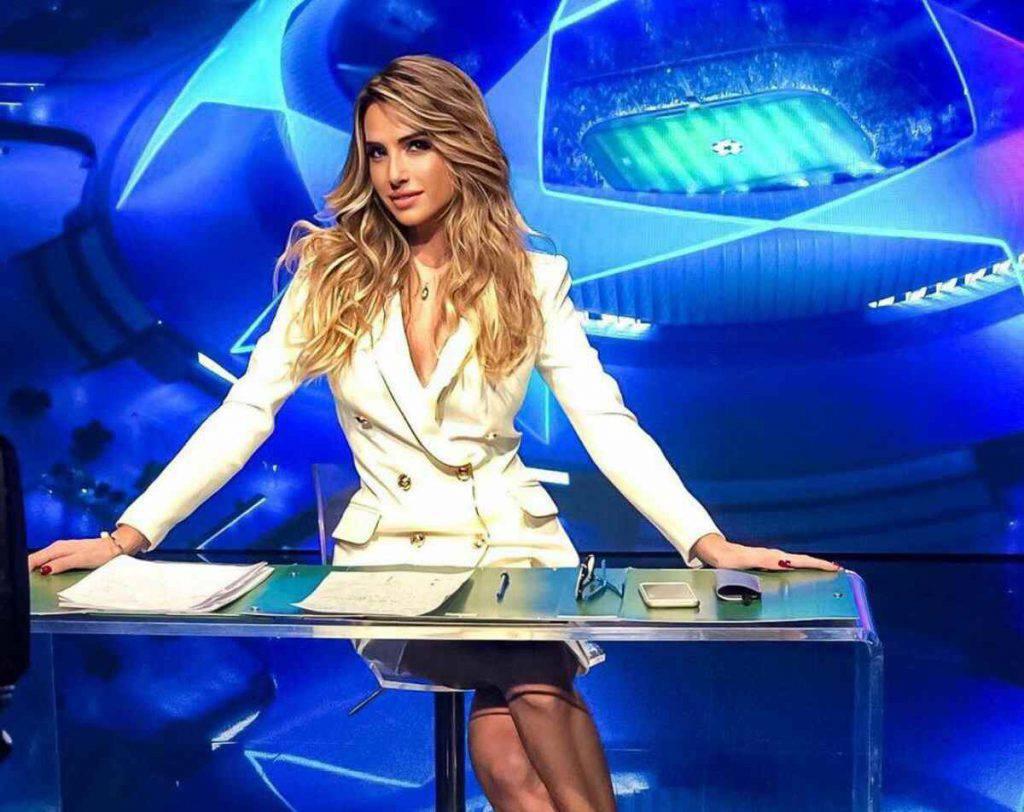 Giorgia Rossi lascia Mediaset (Getty Images)
