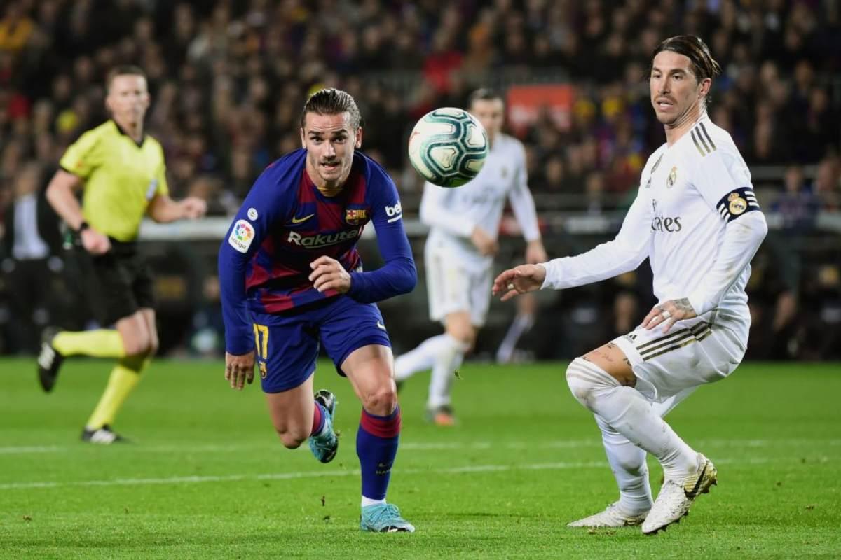 Barcellona Real Madrid Highlights