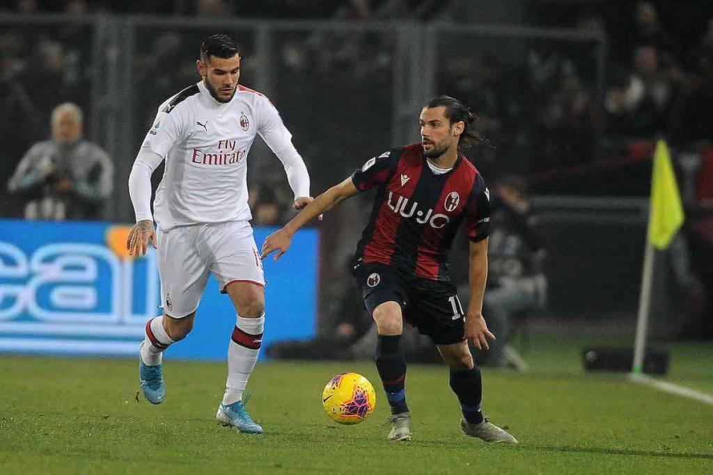 Highlights Bologna-Milan, gol e sintesi partita