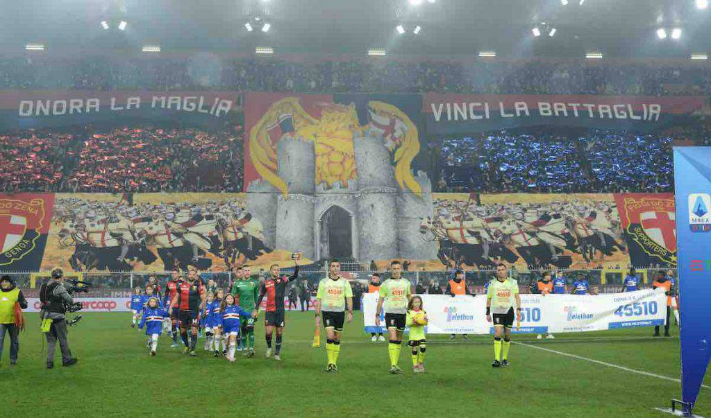 Serie A, highlights Genoa-Sampdoria