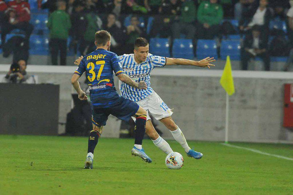 Coppa Italia, highlights Spal-Lecce: gol e sintesi partita