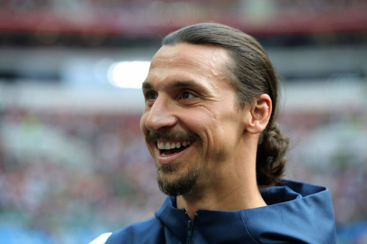 Ibrahimovic al Milan, c'è ottimismo