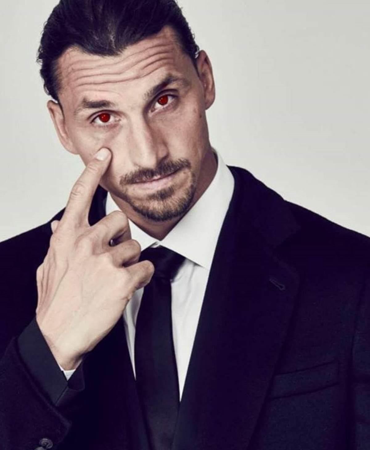Ibrahimovic, messaggio sui social per i tifosi del Milan