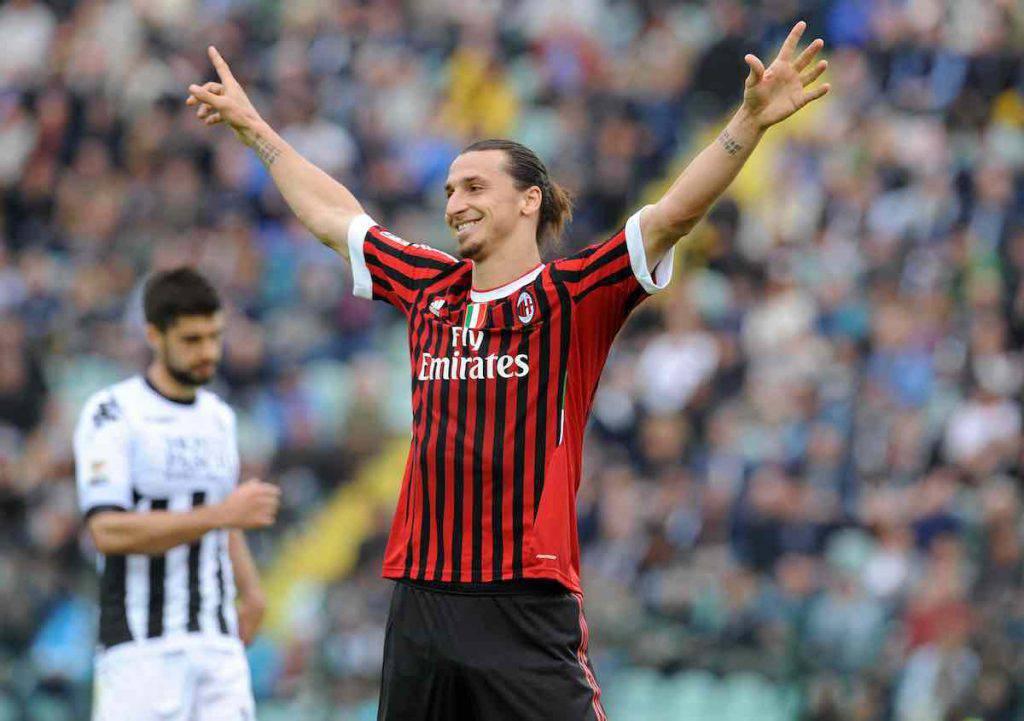 Ibrahimovic indosserà la maglia numero 21