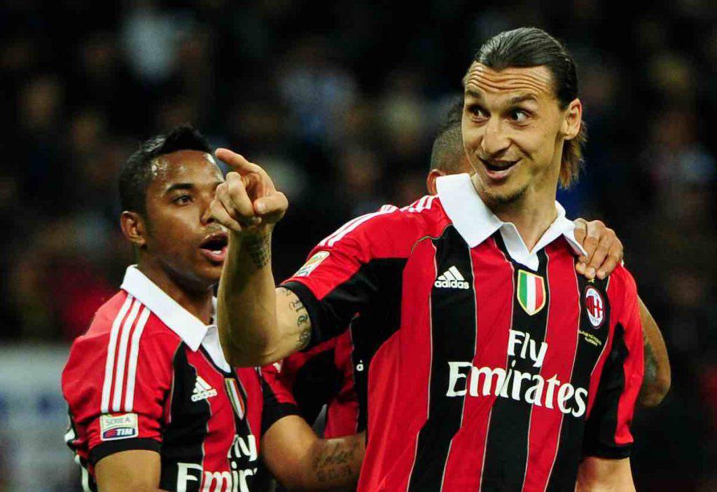 Ibrahimovic torna al Milan, le reazioni social