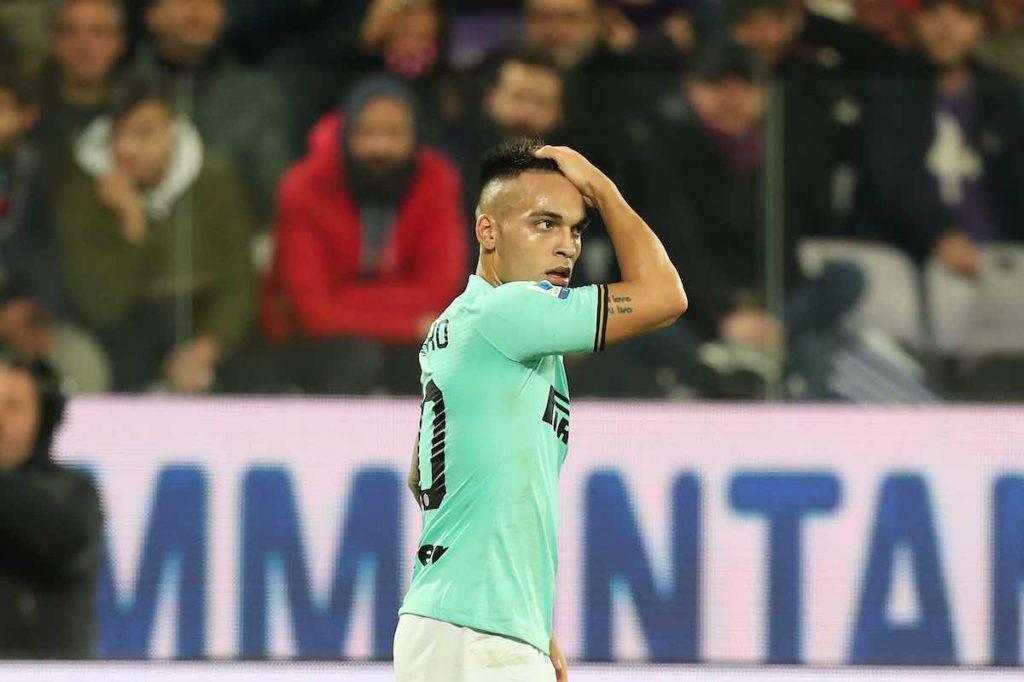 Il Manchester City pensa a Lautaro per il dopo Aguero